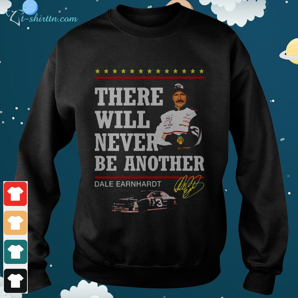 There will never be another Dale Earnhardt signature sweater