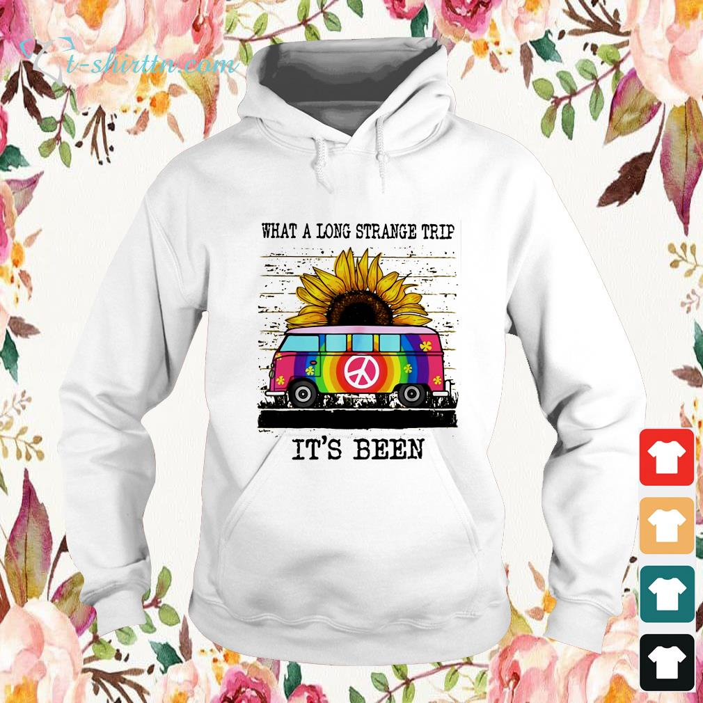 what-a-long-strange-trip-its-been-sweater What A Long Strange Trip It's Been T-Shirt