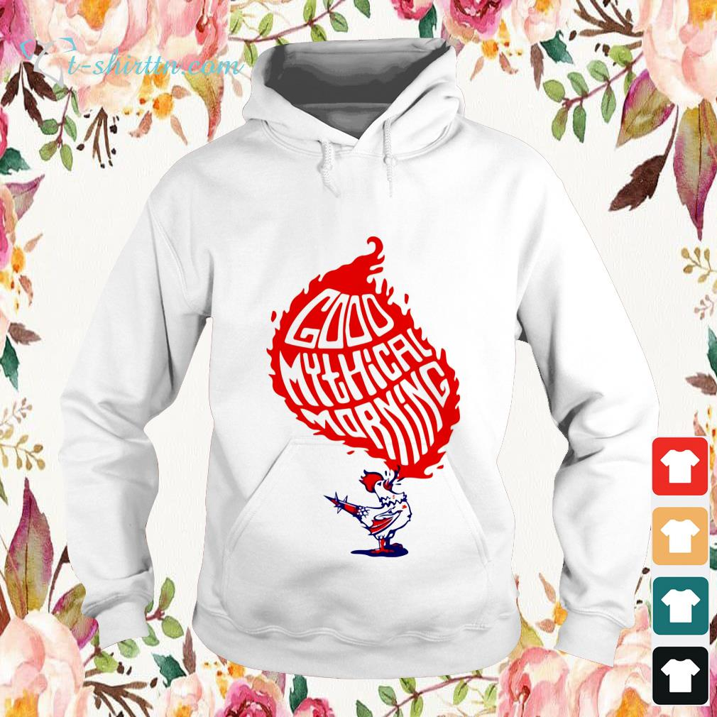 chicken-good-mythical-morning-Hoodie Chicken good mythical morning shirt