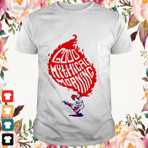 chicken good mythical morning T shirt