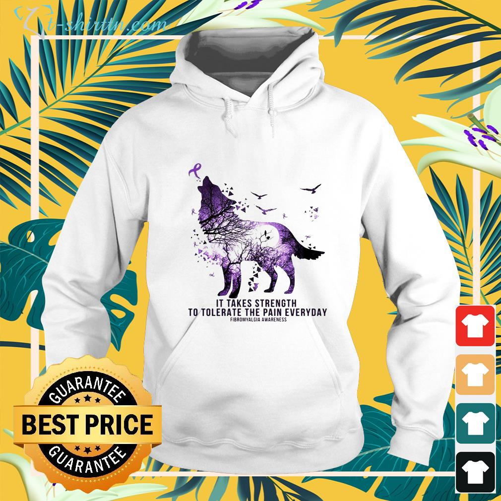 wolf-it-takes-strength-to-tolerate-the-pain-everyday-fibromyalgia-awareness-sweater Wolf it takes strength to tolerate the pain everyday fibromyalgia awareness shirt