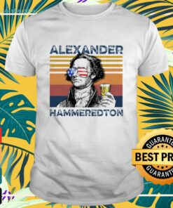 alexander hammeredton Independence Day shirt