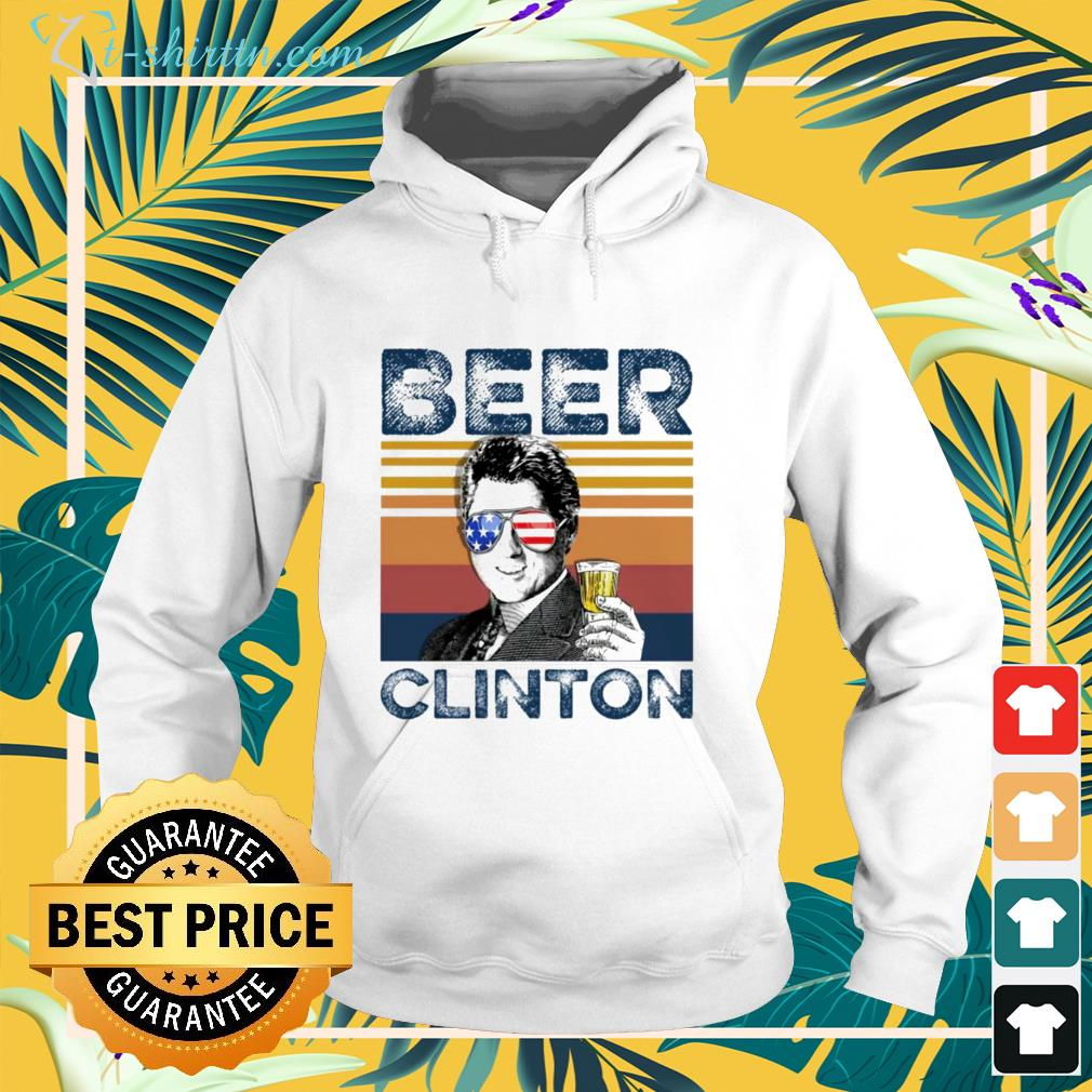 Beer Clinton Independence Day shirt