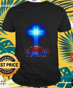 Cross Jesus Superman shirt