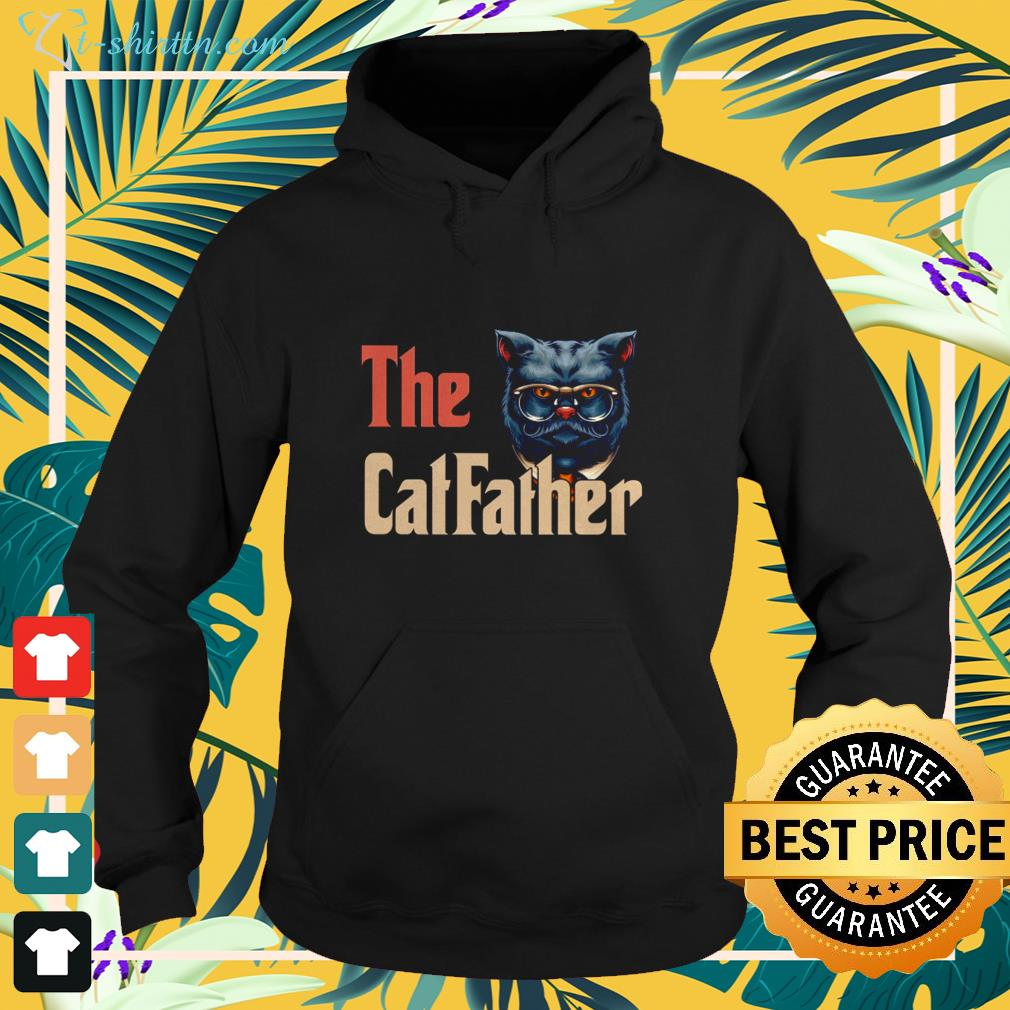 The Black Cat Father hoodie