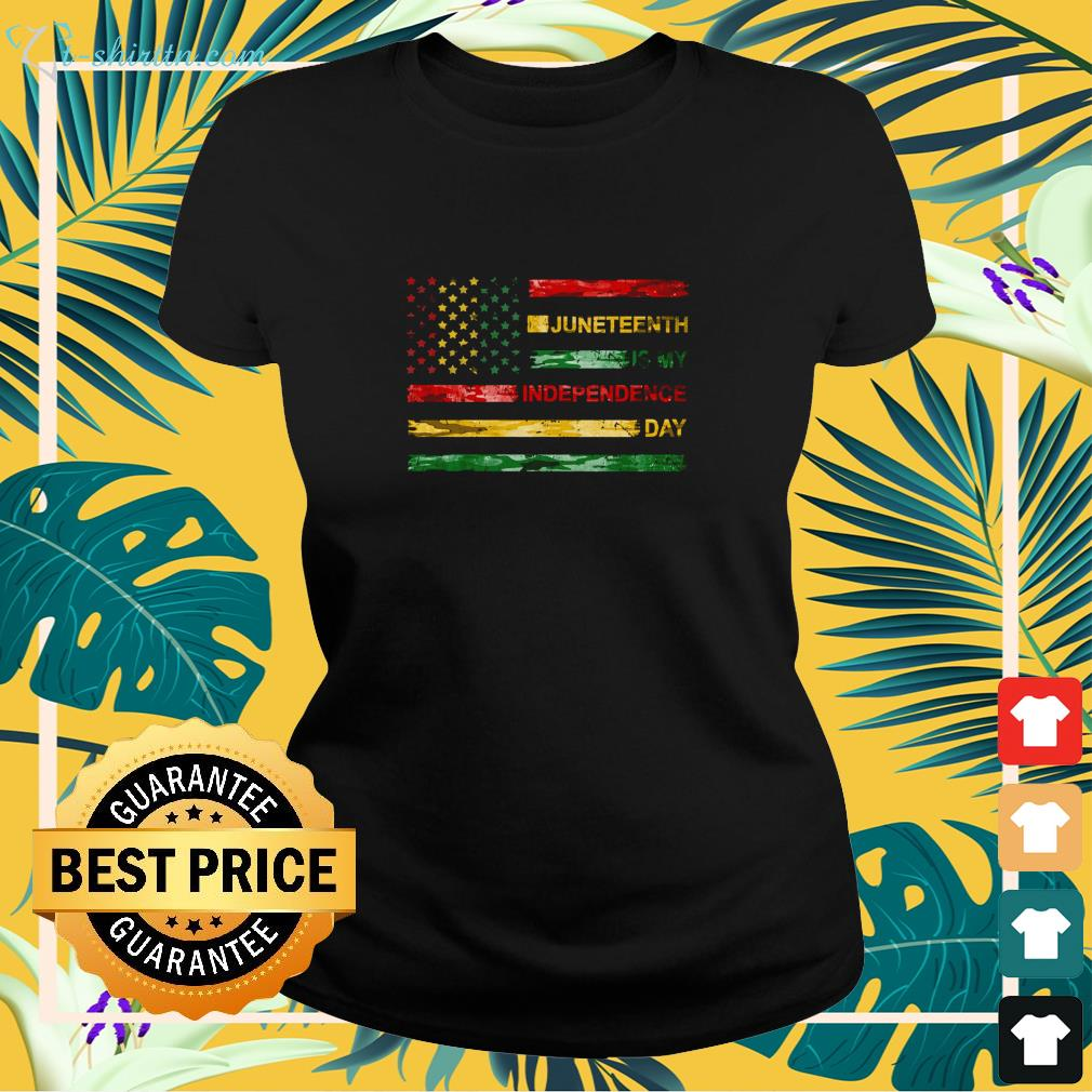 African Juneteenth is My Independence Day shirt