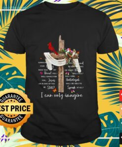 Heart feel will I dance for you Jesus I can only imagine shirt