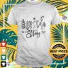 Flower she is strong proverbs shirt