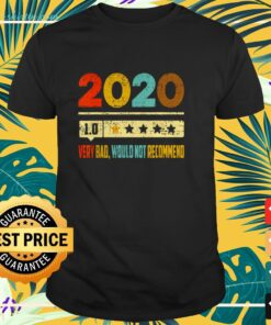 2020 1.0 very bad would not recommend vintage t-shirt