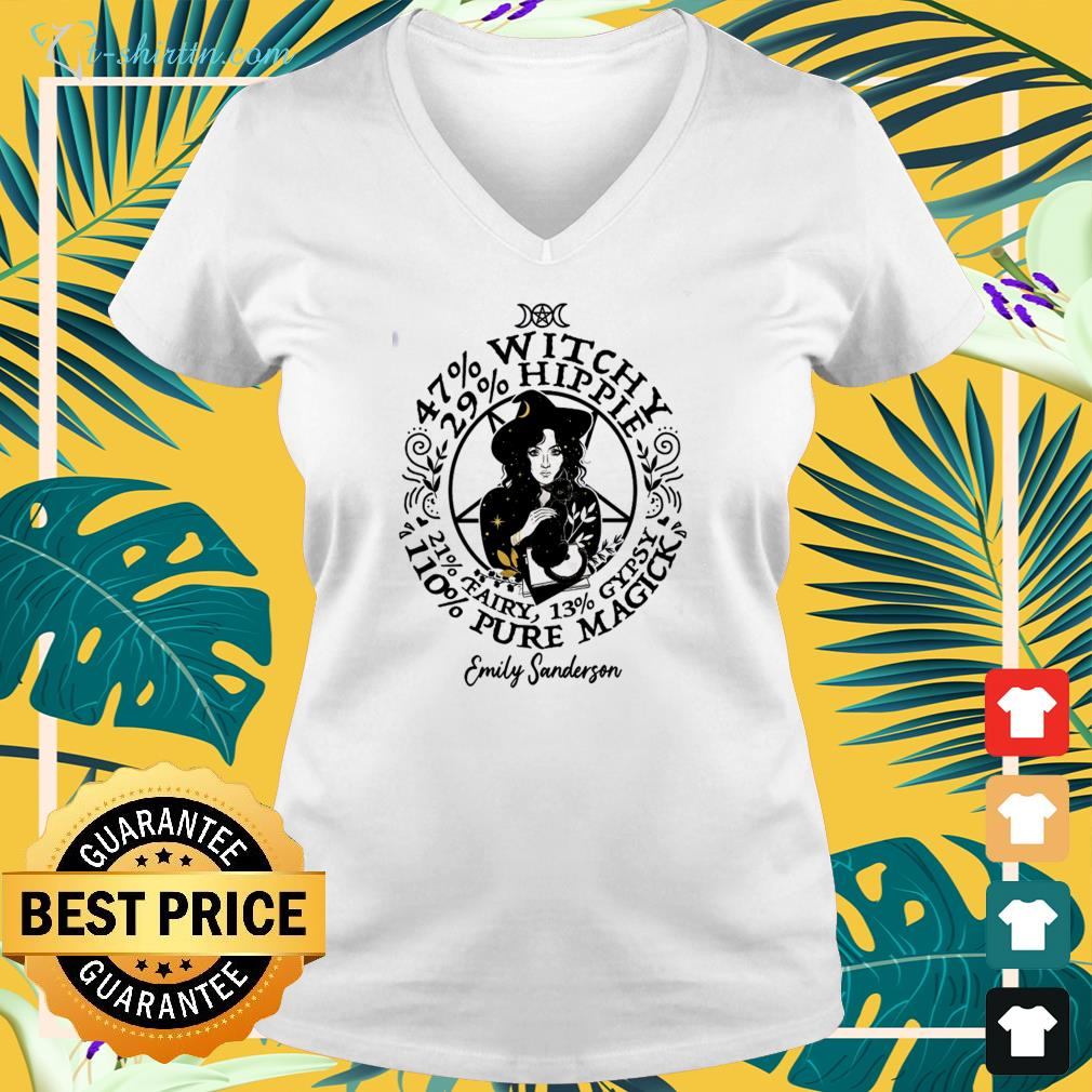 47 percent witchy 29 percent hippie 21 percent fairy 13 percent gypsy shirt