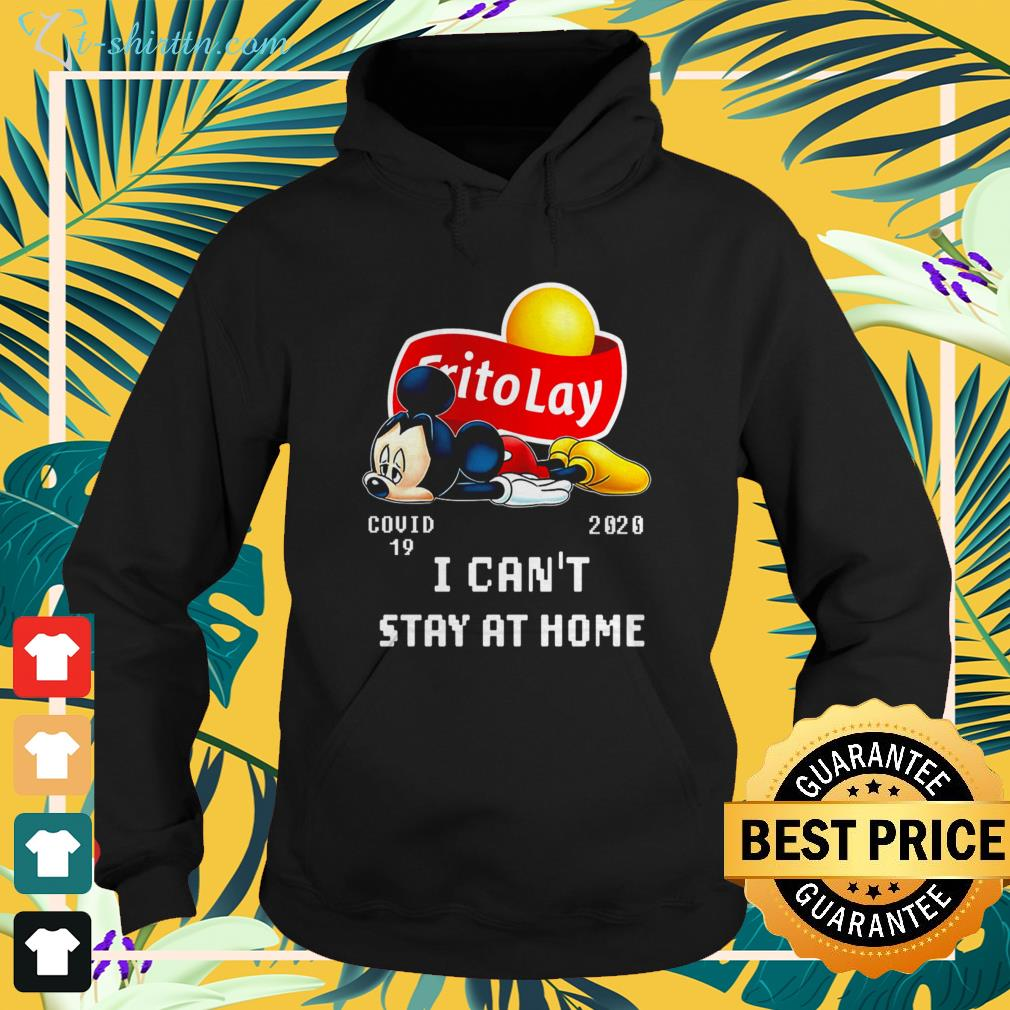 Frito Lay Mickey Mouse Covid 19 2020 hoodie