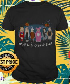The One with the Halloween Party friend t-shirt