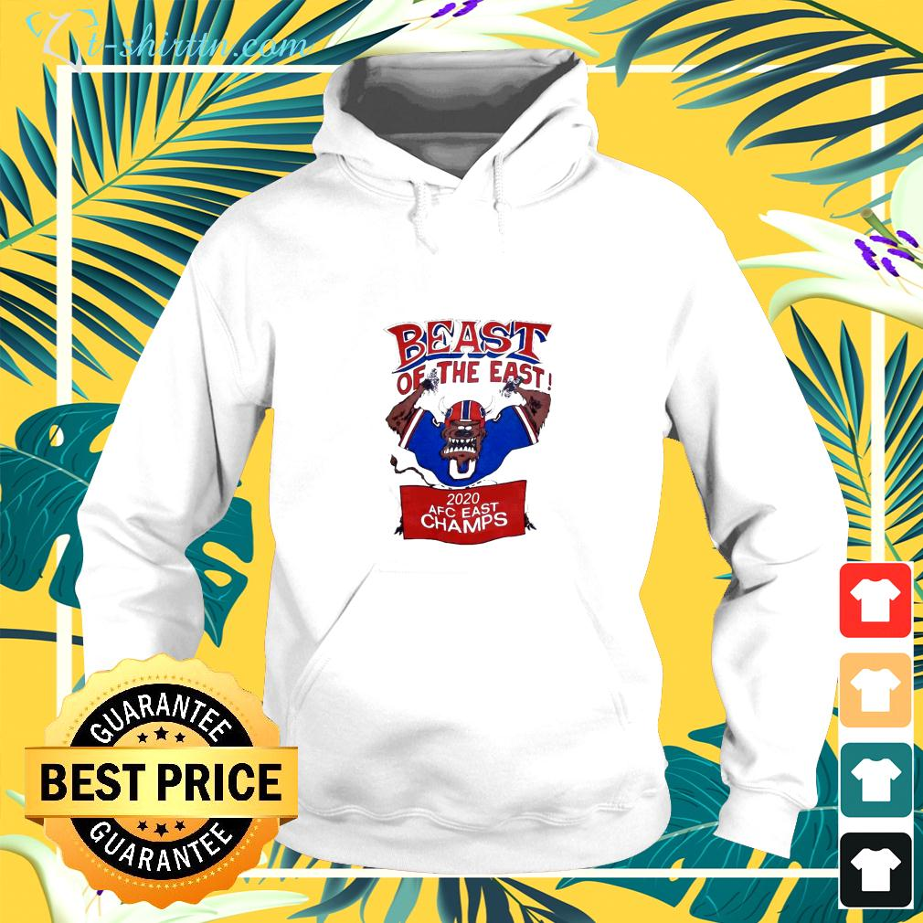 Beast Of The East 2020 AFC East Champs hoodie