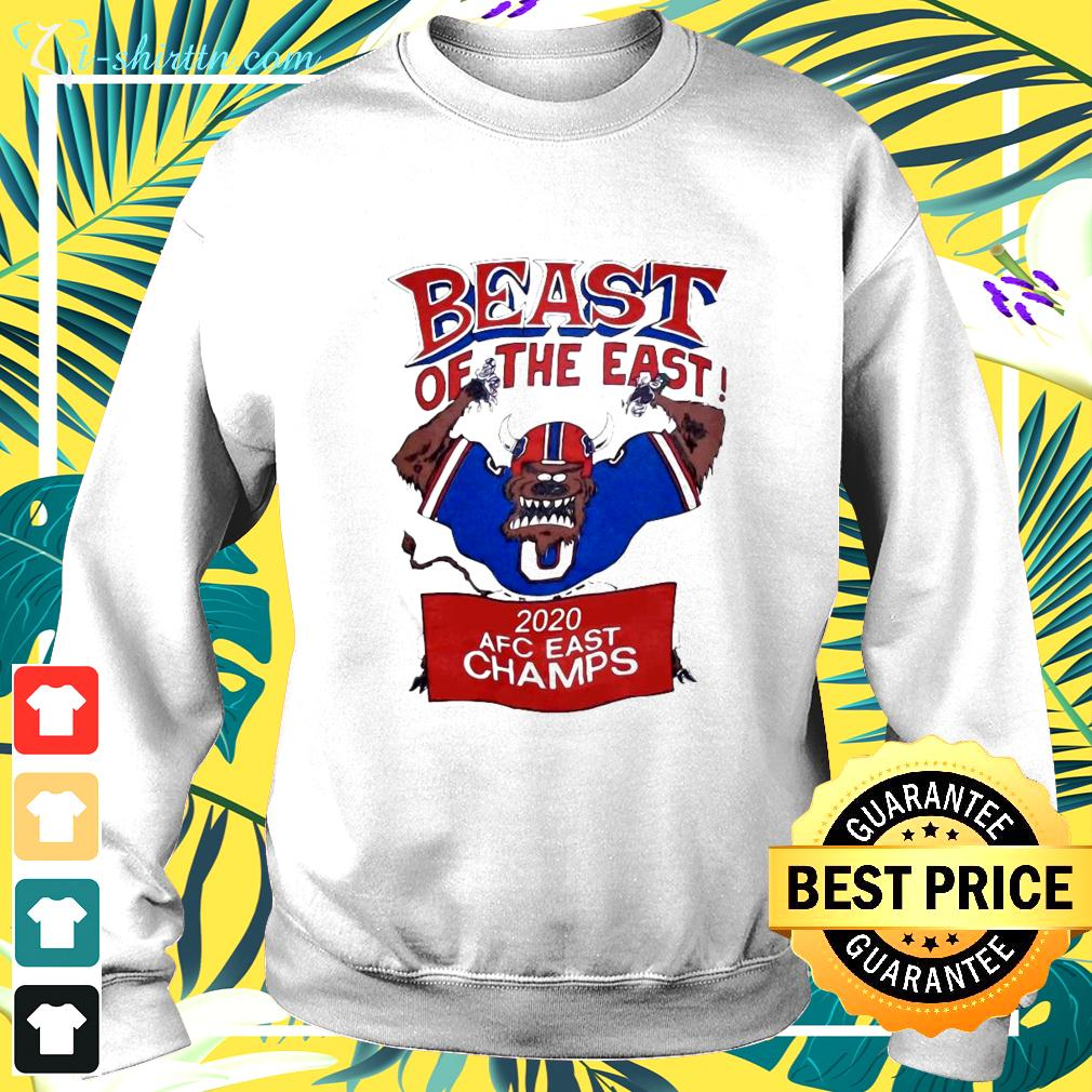 Beast Of The East 2020 AFC East Champs sweater