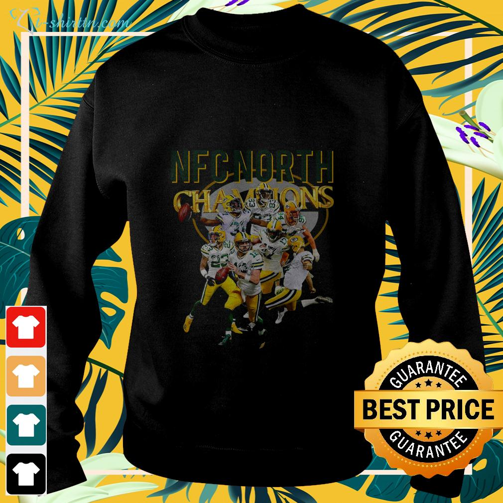 Green Bay Packers NFC North champions signature sweater
