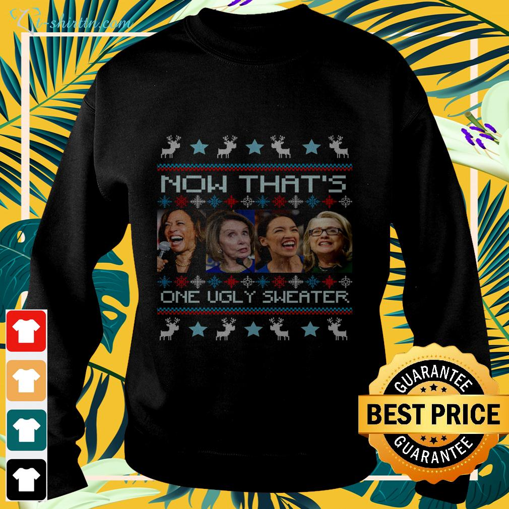 Now that's one ugly sweater 2020 sweater