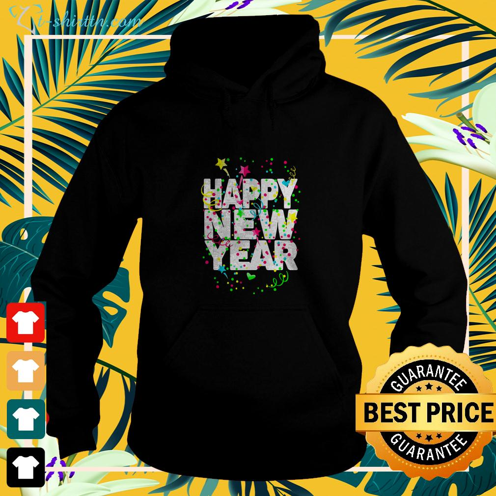 Offical Happy New Year hoodie