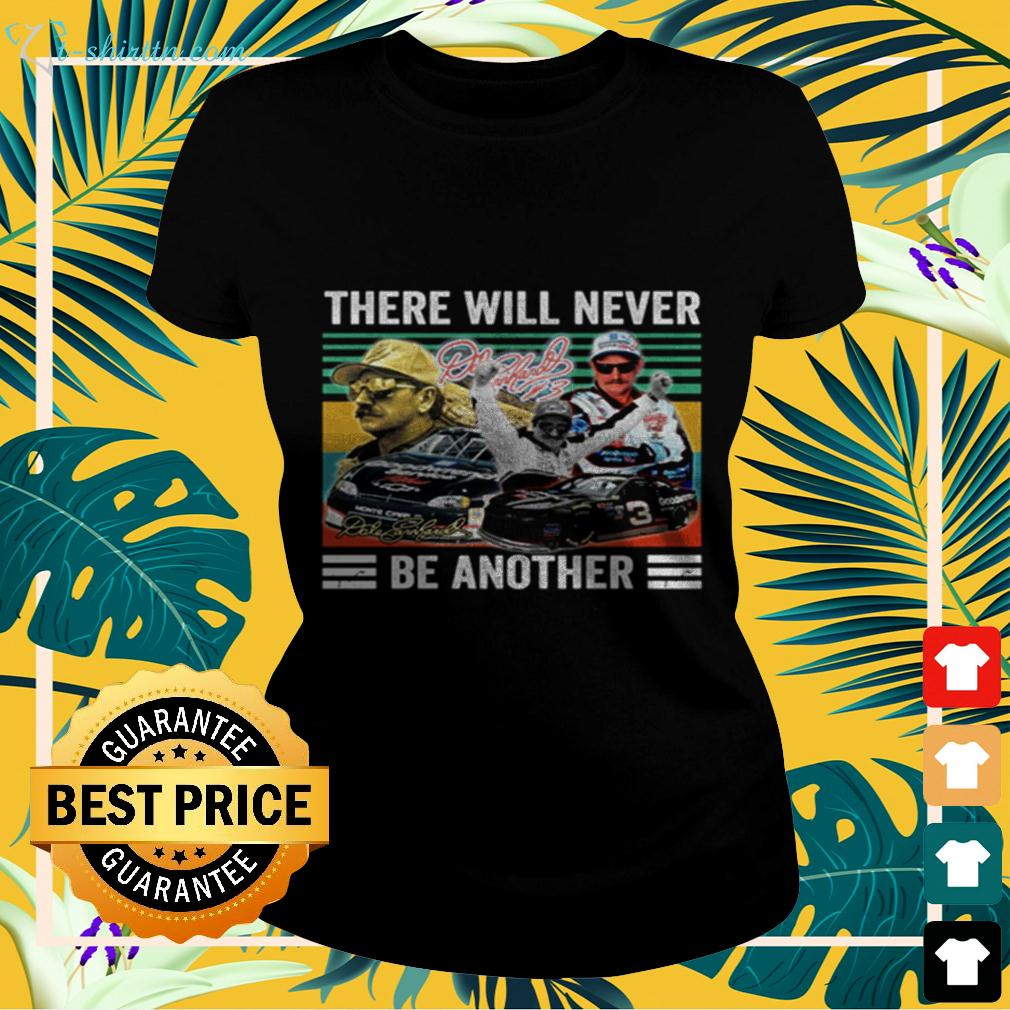 There will never be another vintage ladies-tee