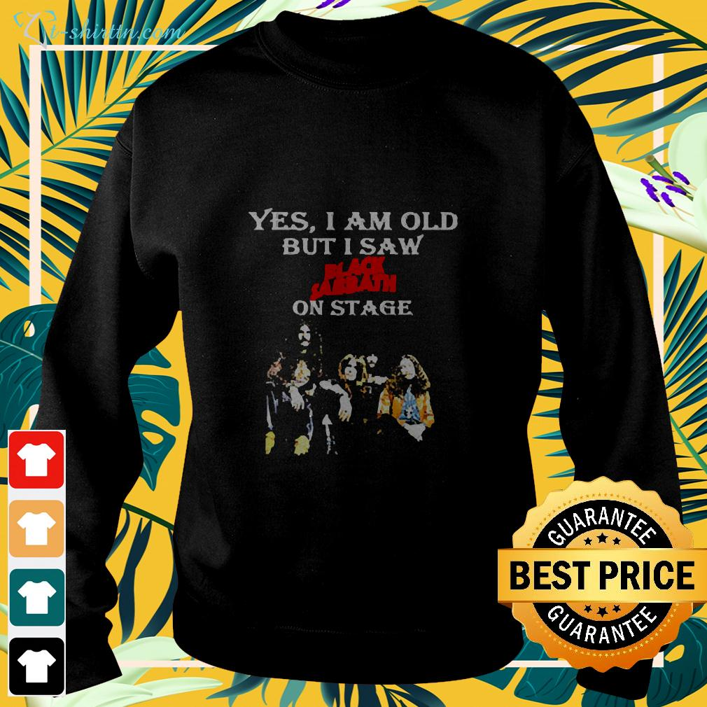 yes-i-am-old-but-i-saw-black-sabbath-on-stage-sweater-1 Yes I Am Old But I Saw Black Sabbath On Stage shirt