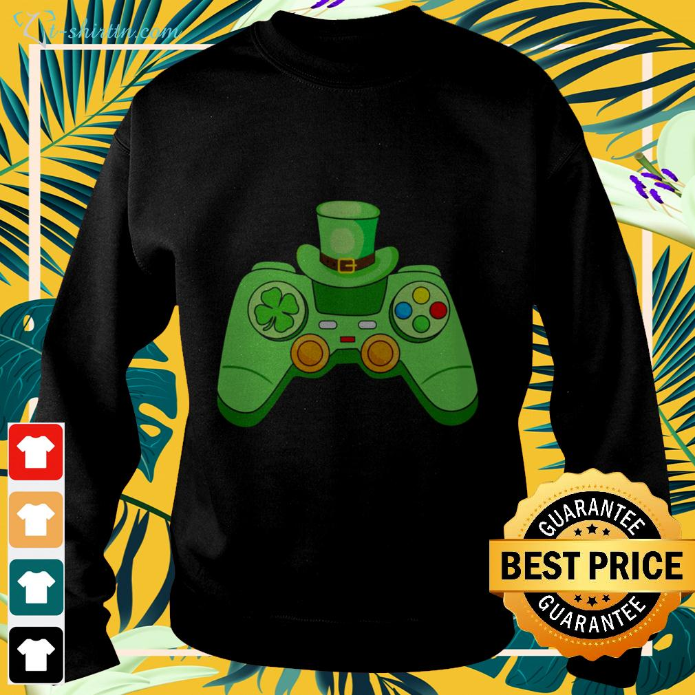 Game Gaming St.Patrick's Day Gamer sweater