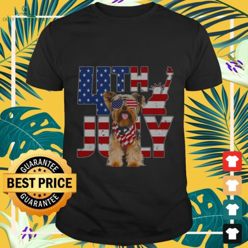 4th of july yorkshire T shirt