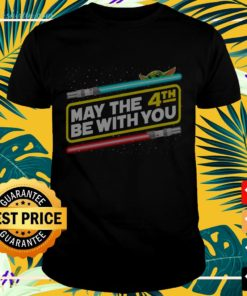 Baby Yoda may the 4th be with you t-shirt