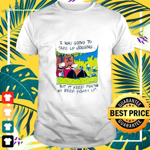 frank and ernest comic t shirt