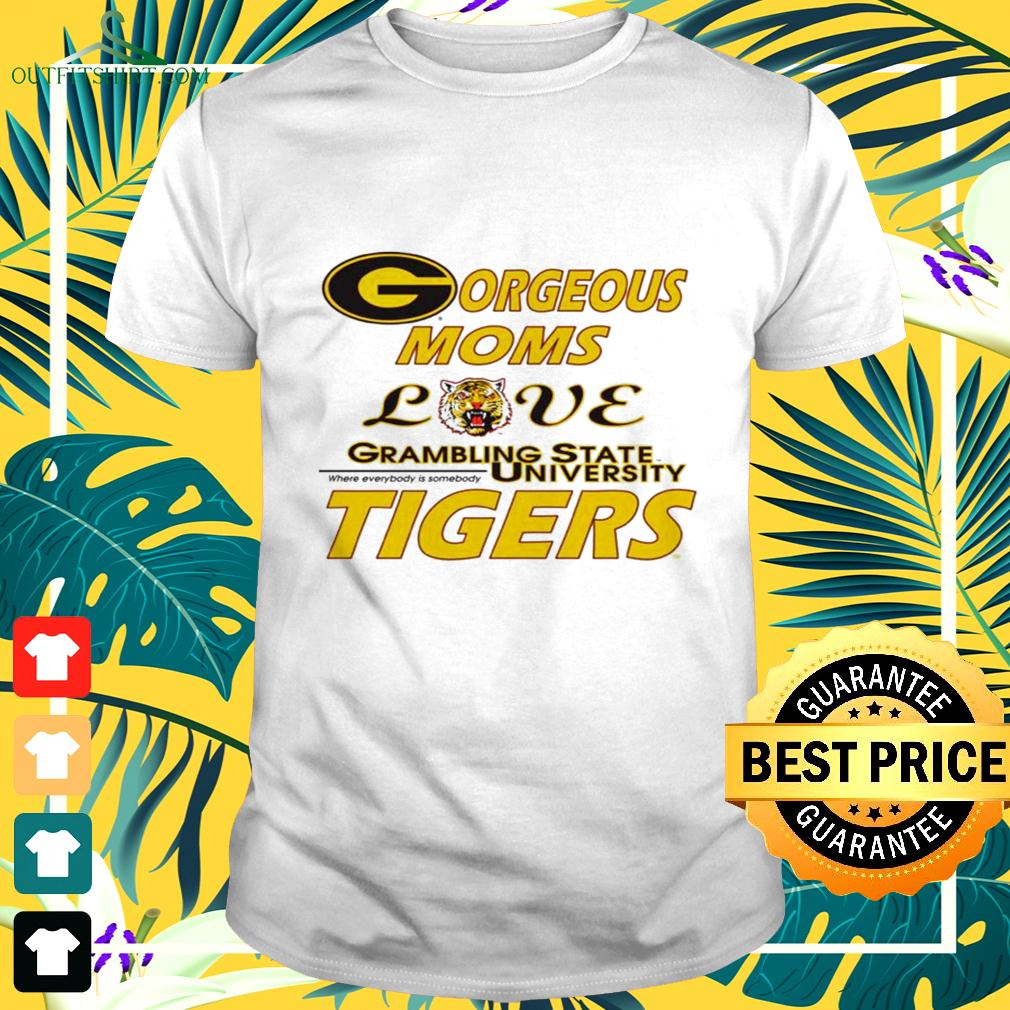 gorgeous-moms-love-grambling-state-university-tigers-t-shirt The best shop for printing t-shirts for men and women