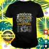 green bay packers nfc north division champions 2020 signatures t shirt