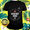 san francisco 49ers nfl playoffs division champions won not done t shirt