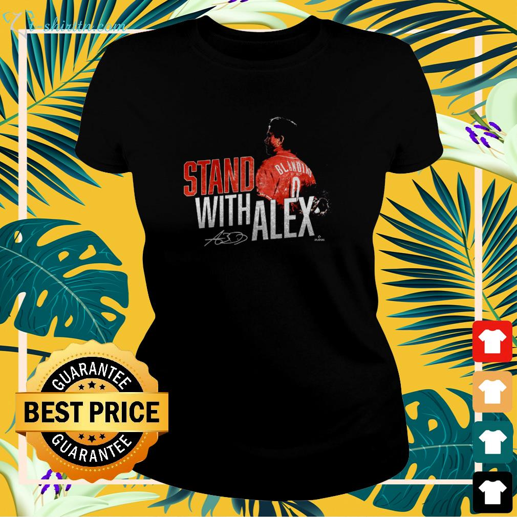 stand-with-alex-signature-ladies-tee Stand with Alex signature shirt