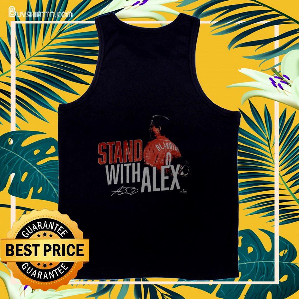 stand-with-alex-signature-tank-top Stand with Alex signature shirt