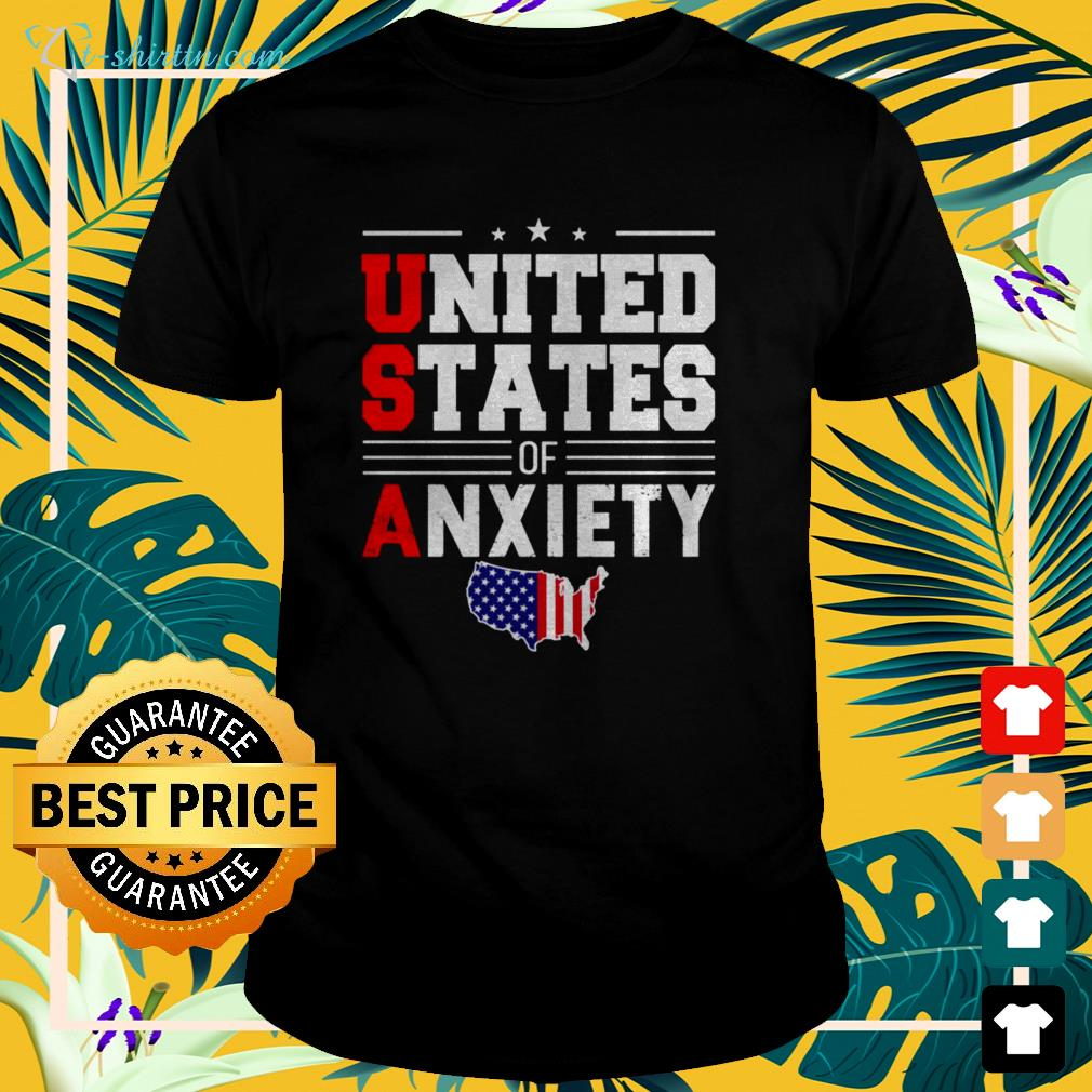 united-states-of-anxiety-t-shirt The best shop for printing t-shirts for men and women