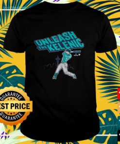 Unleash Jarred Kelenic t-shirt