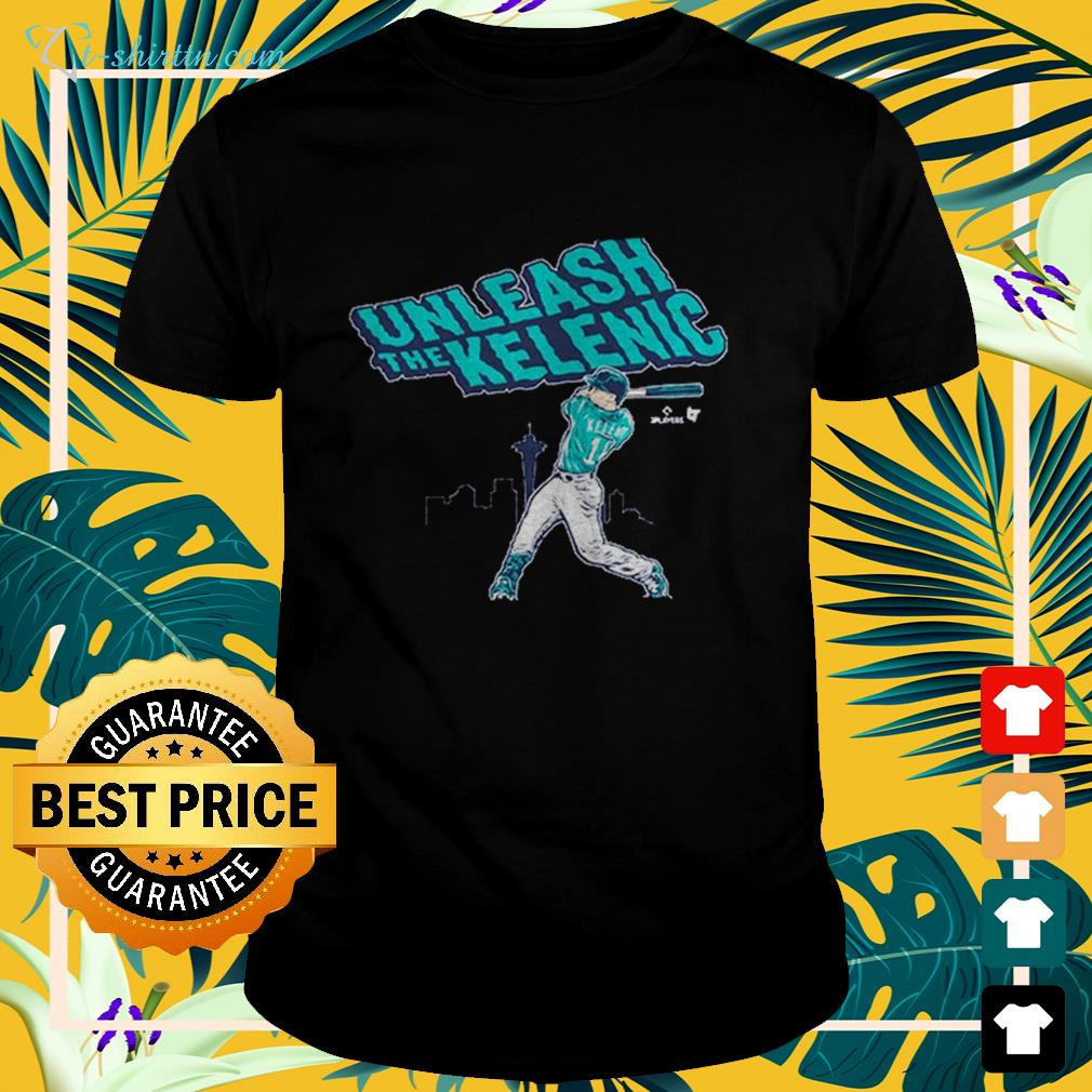 unleash-jarred-kelenic-t-shirt The best shop for printing t-shirts for men and women