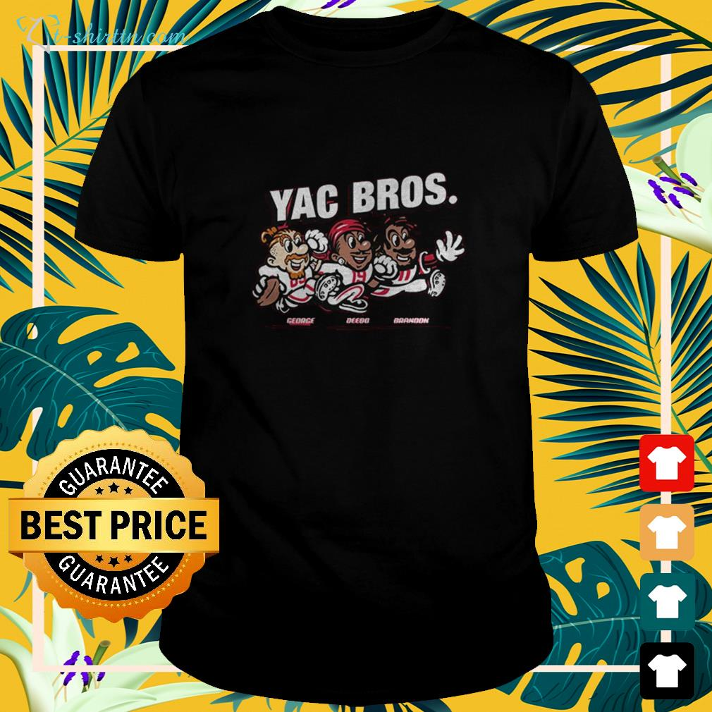 yac-bros-geore-deebo-brandon-t-shirt The best shop for printing t-shirts for men and women