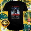 41 years 1980 2021 The Shining thank you for the memories t-shirt