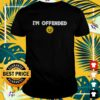 Aaron Rodgers I'm Offended t-shirt