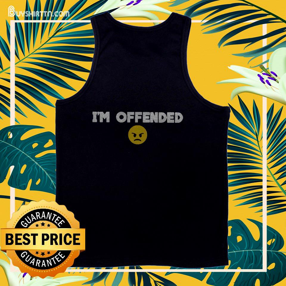 Aaron Rodgers I'm Offended  tank top