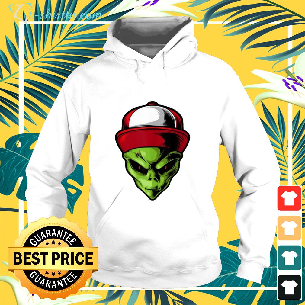 alien are you ready hoodie