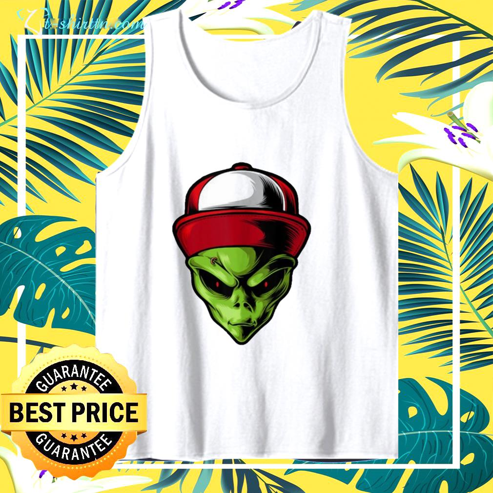 alien are you ready tank top