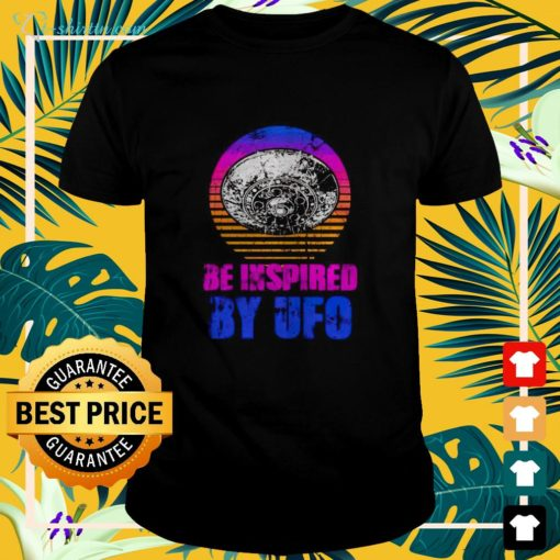 Be inspired by UFO vintage t-shirt