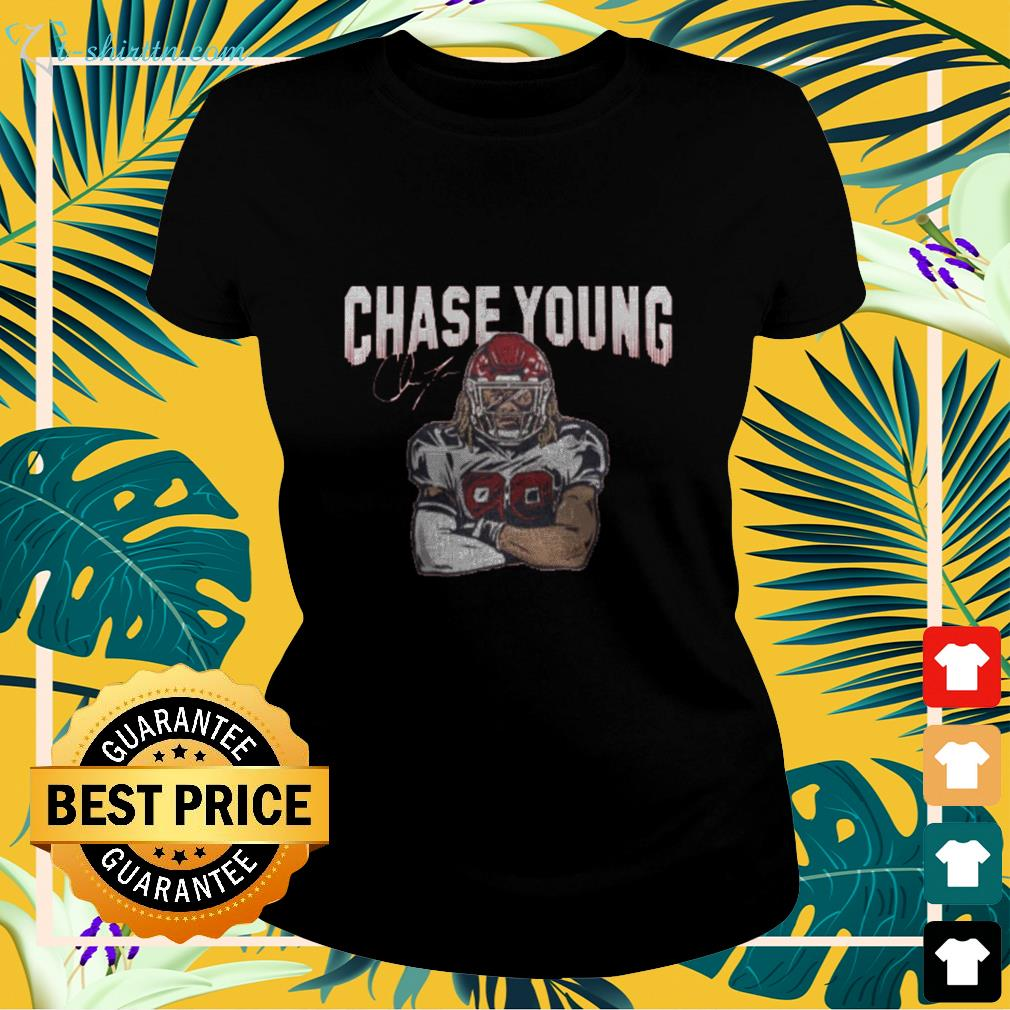 Chase Young signature ladies-tee
