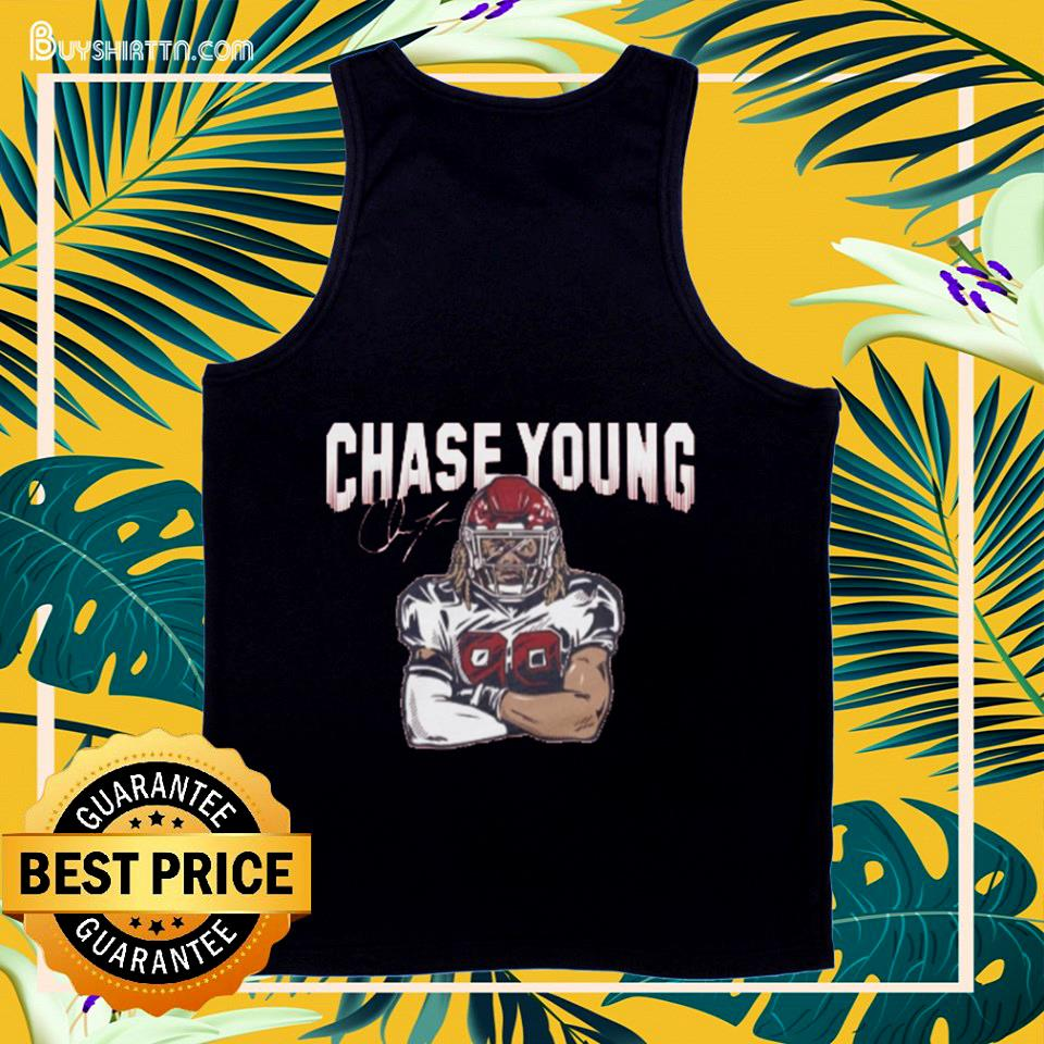 Chase Young signature tank top
