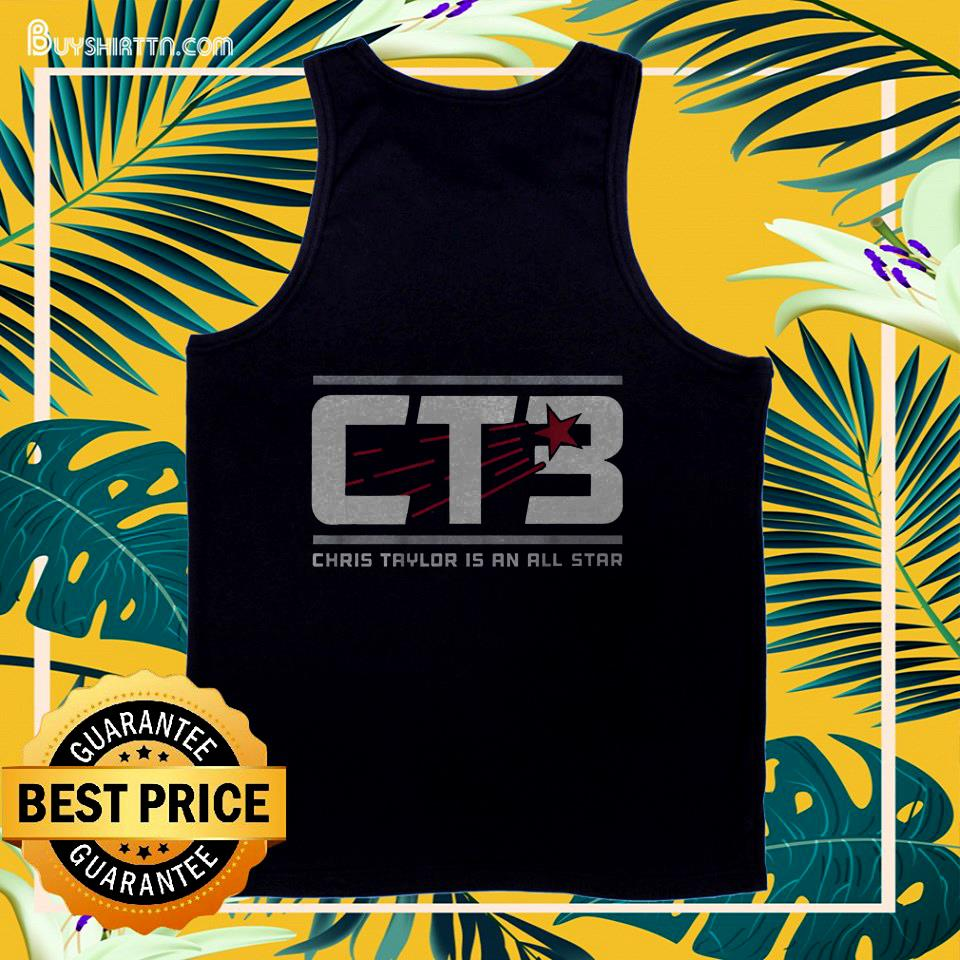 Chris Taylor is an all star CT3 tank top