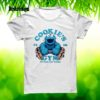 Cookie's 1966 Gym go gym eat cookie shirt