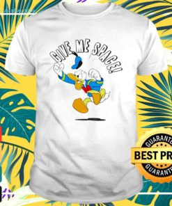 Donald Duck Give me space t-shirt