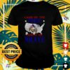Eagle land of the free home of the brave 4th Of July t-shirt