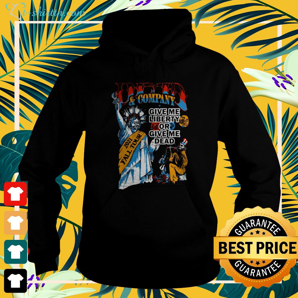 Give Me Liberty or Give Me Death hoodie