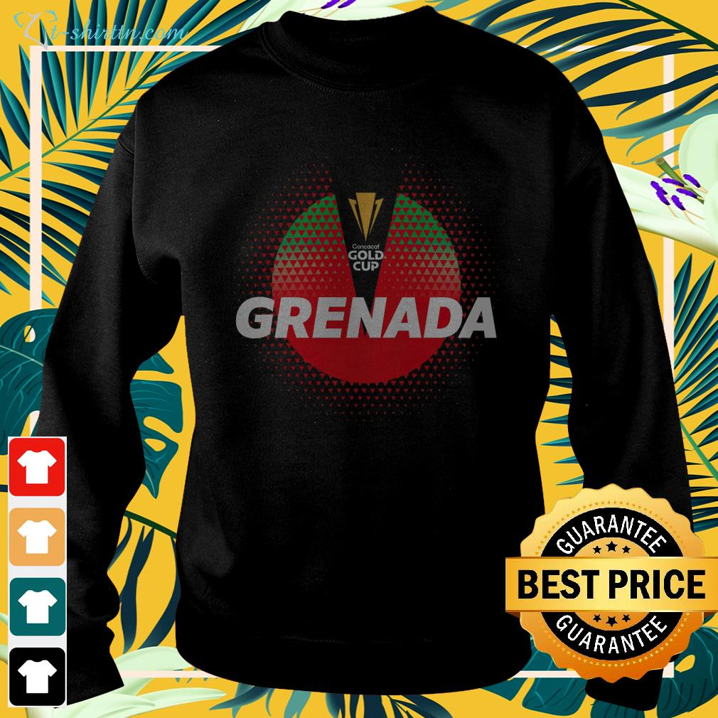 Grenada National Team 2021 Concacaf Gold Cup sweater
